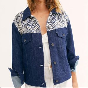 Levi's Made & Crafted French Fringe Jean Jacket